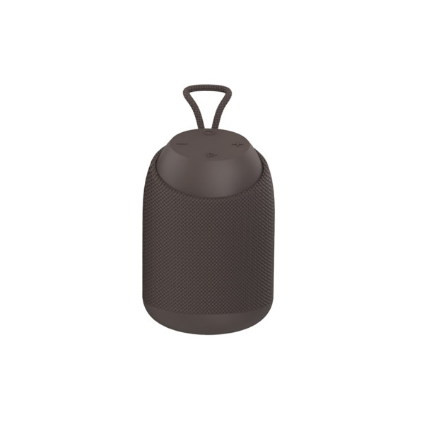 HAVIT M17 Brown Fabric Portable Wireles Speaker